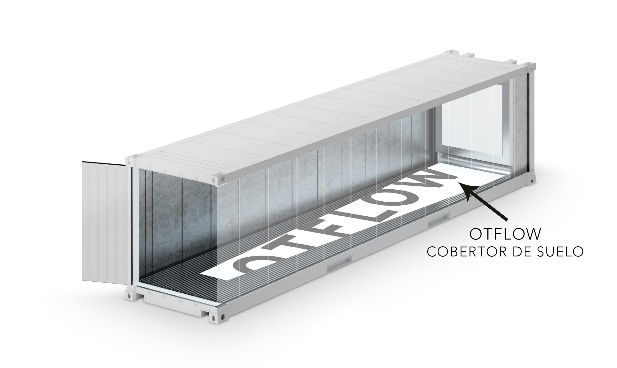 OTFLOW:Una solución ecologica para los contenedores refrigerados