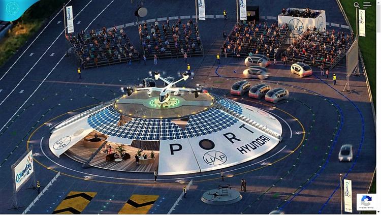 AirOne: El primer aeropuerto para taxis voladores y drones se abrirá a fines de este año