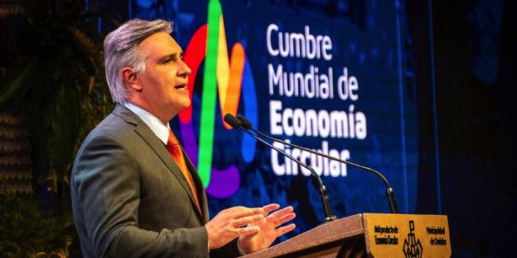 Cierre de la Cumbre Mundial de Economía Circular con el anuncio de una nueva edición