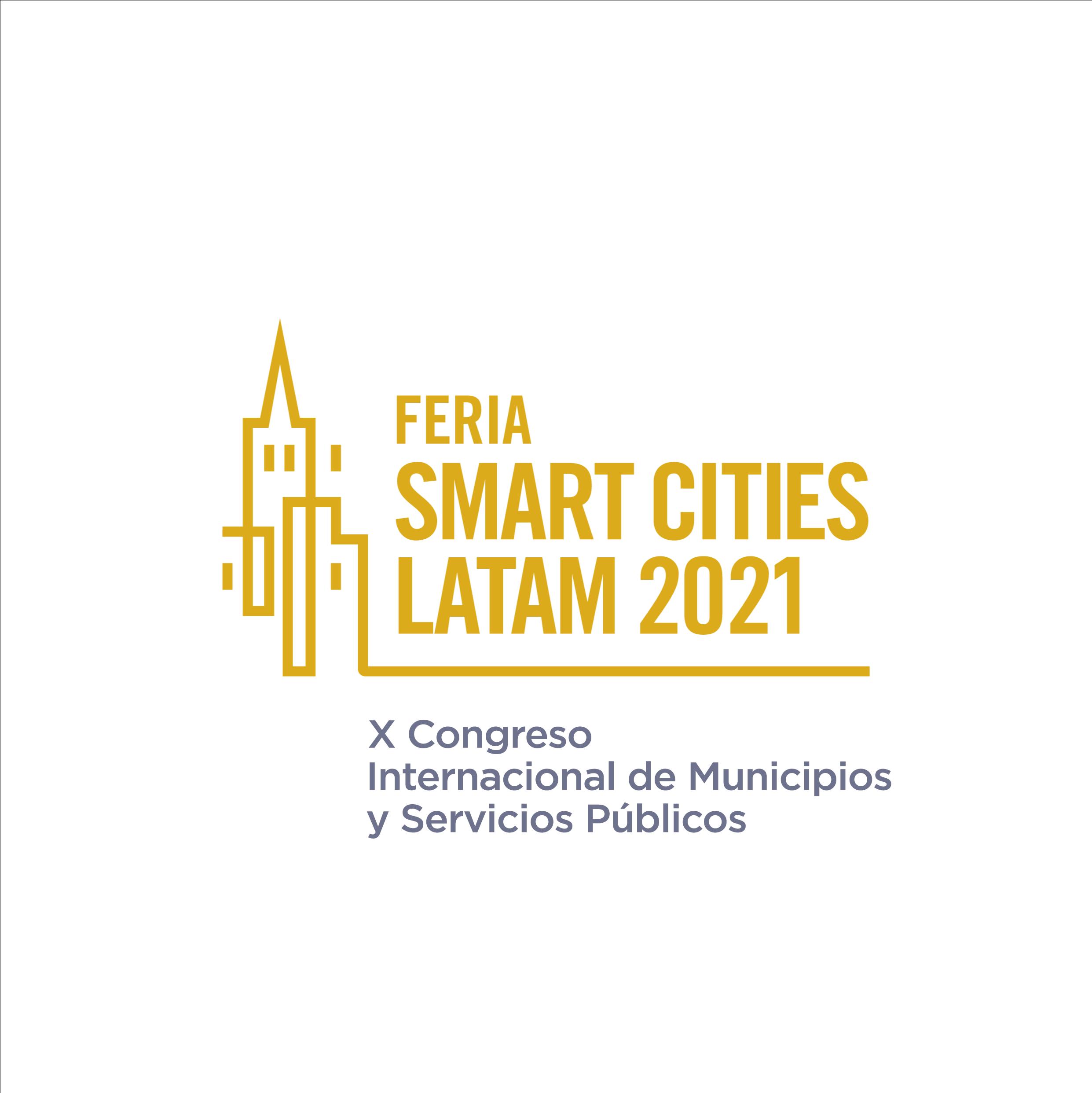 FERIA VIRTUAL SMART CITIES LATAM 2021