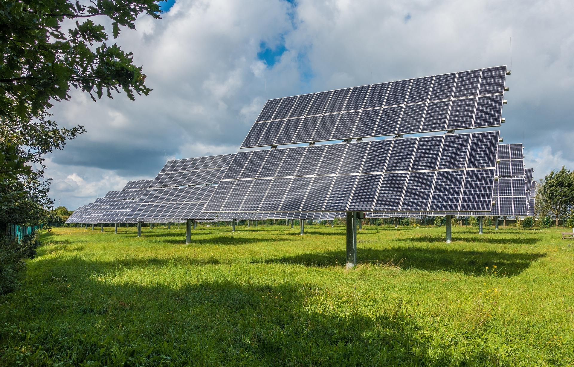 La planta solar más grande del mundo estará en la India.