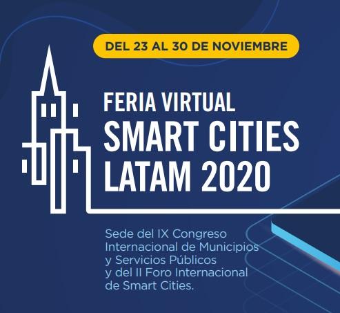 Feria Virtual Smart Cities Latam 2020