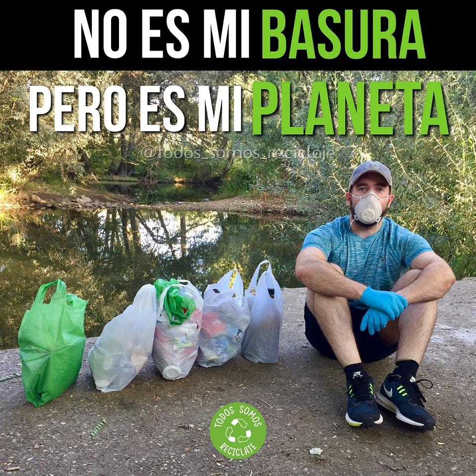 Todos somos reciclaje