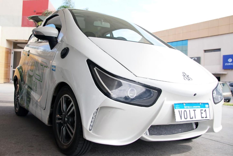 VOLT motors pone en marcha la producción en serie de sus autos electrónicos e1 y w1